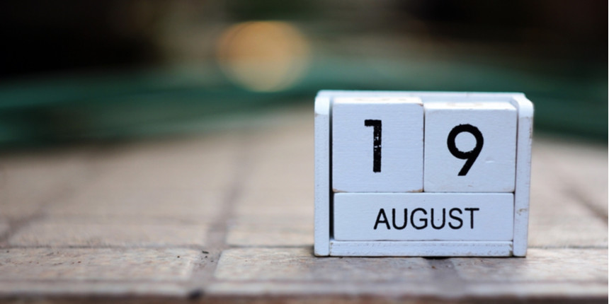 COMEDK UGET and Uni-GAUGE-E 2020 exam date announced; to be held on August 19
