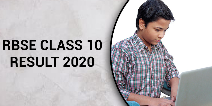 RBSE 10th Result 2020 (Declared) Live Updates; Check Rajasthan Board Class 10 result @rajresults.nic.in