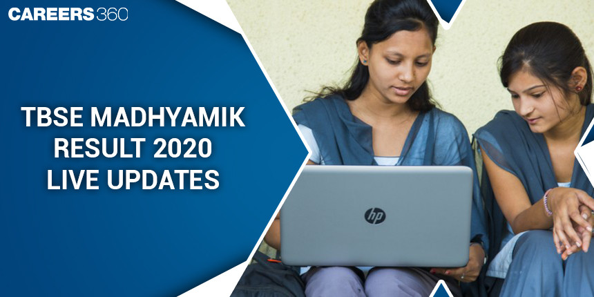 TBSE Madhyamik Result 2020 Live Updates; Check Tripura Board Class 10 Result @tripuraresults.nic.in