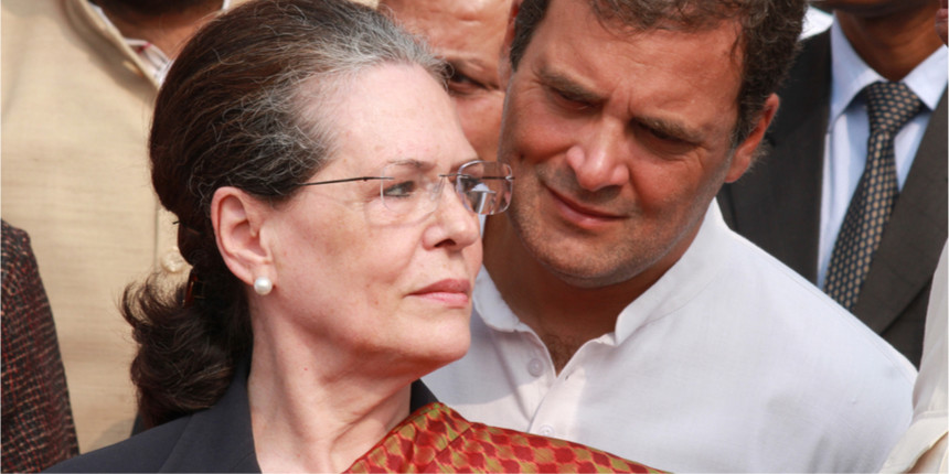 Sonia Gandhi writes to PM Modi for OBC reservation in All India Quota