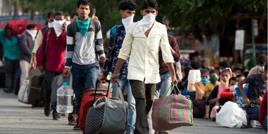Ashoka University students help 146 migrants return home