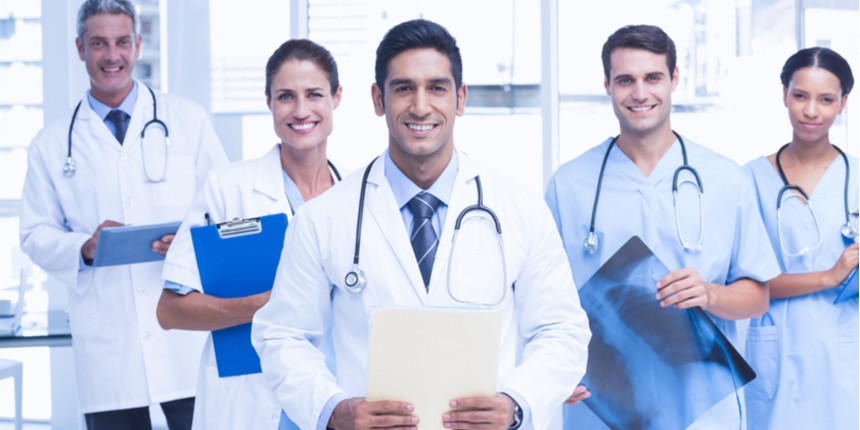 Resident doctors demand separate cadre for healthcare workers