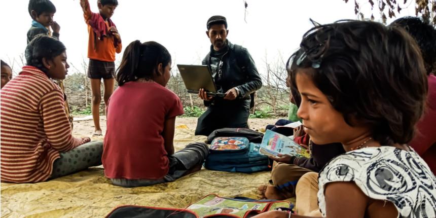 Teaching carts and e-lessons help bridge digital divide in rural India