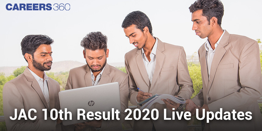 JAC 10th Result 2020 (OUT) Live Updates; Check Jharkhand Board 10th Class Result 2020 at jacresults.com