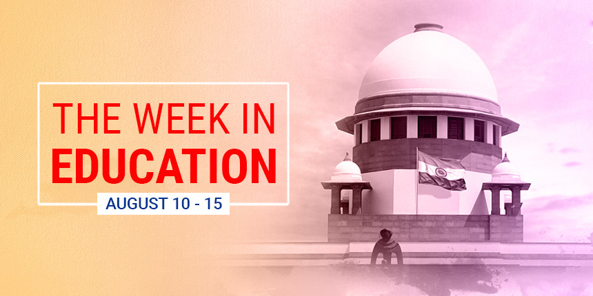 The Week In Education: Students in court over UGC, JEE, NEET 2020