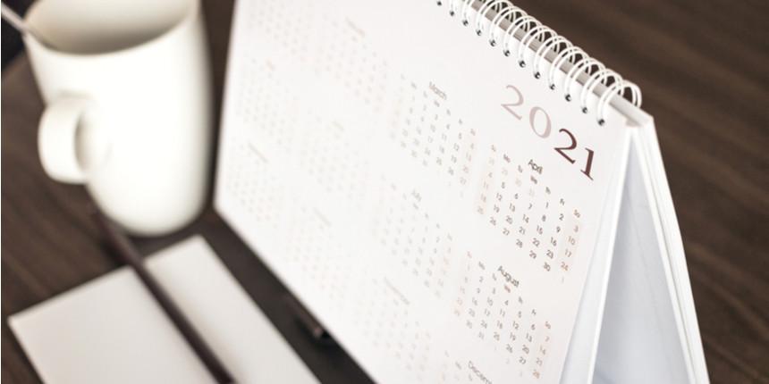 UPSC 2021 Exam Calendar Released; Download Exam Schedule @upsc.gov.in