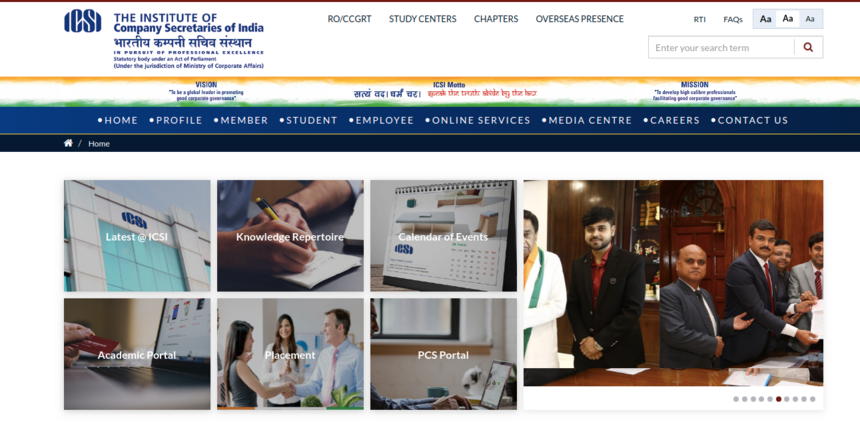 ICSI Student Education Fund Trust to offer financial assistance to CS aspirants