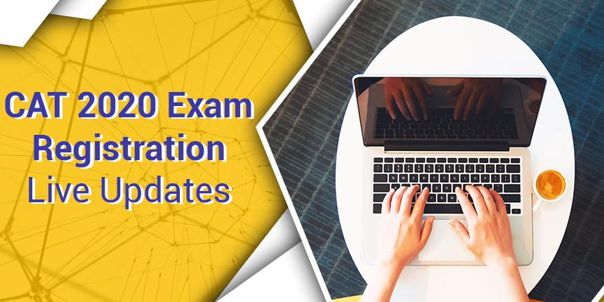 CAT 2020 Exam Registration Live Updates - Application Started @iimcat.ac.in