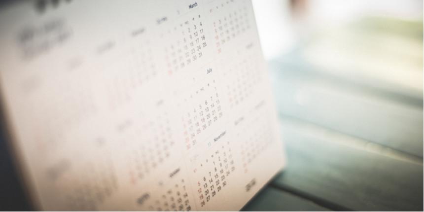 WBPSC Exam Calendar 2020-21 (Revised) Released; Check WBPSC exam dates PDF