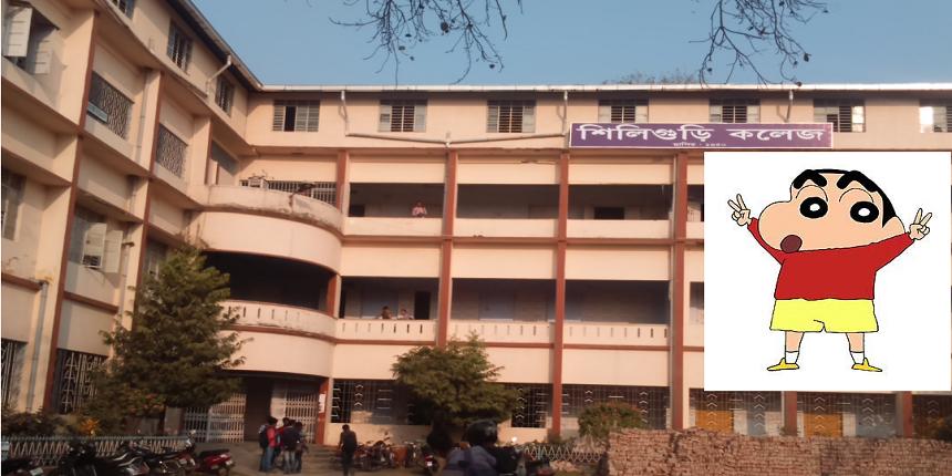 Cartoon character Shinchan's name appears in Bengal college merit list