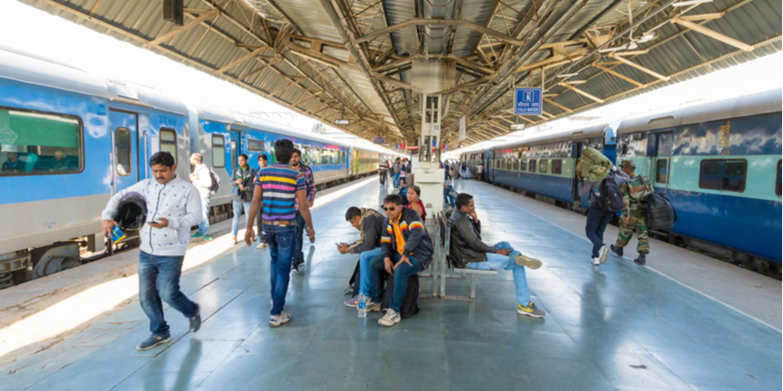Rlys to run 20 pairs of special trains from Sept 2-15 for JEE, NEET, NDA exam candidates in Bihar