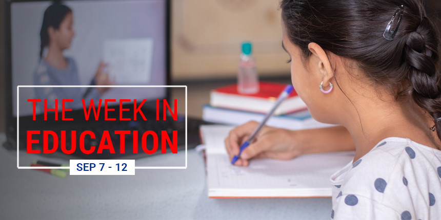 The Week In Education; JEE Main result, NEET 2020 and university exams