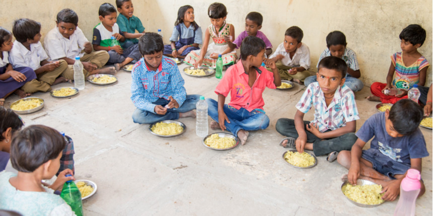 Introducing fortified staples for kids who missed mid-day meals: UN WFP