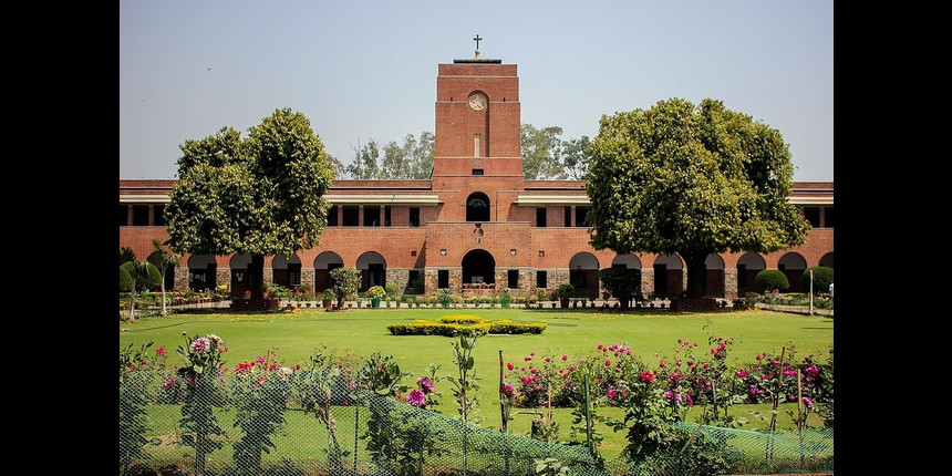Admission for PG courses to DU's St Stephen's college to be online