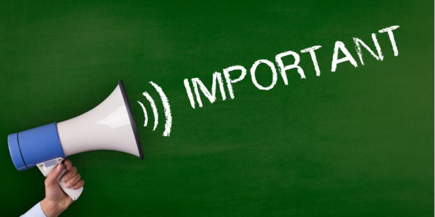 IIM CAT 2020 - Application correction window to open on Sept 27 @iimcat.ac.in