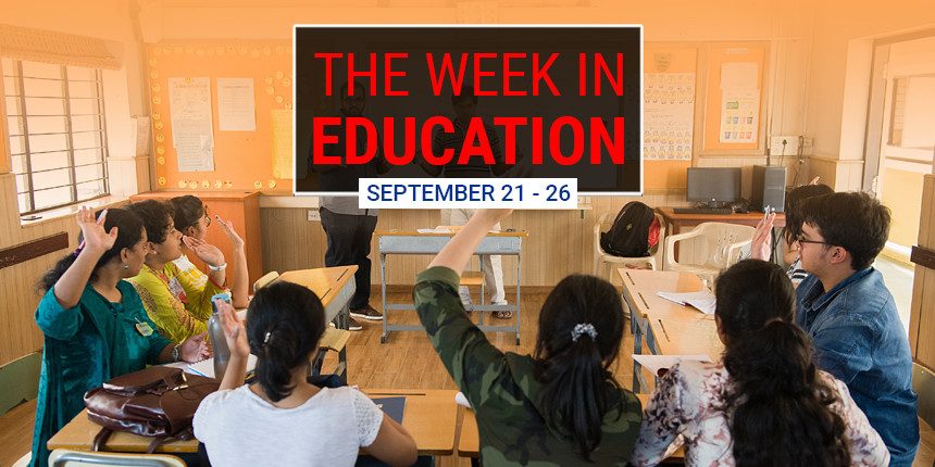 The Week In Education: A new academic calendar and reopening plans