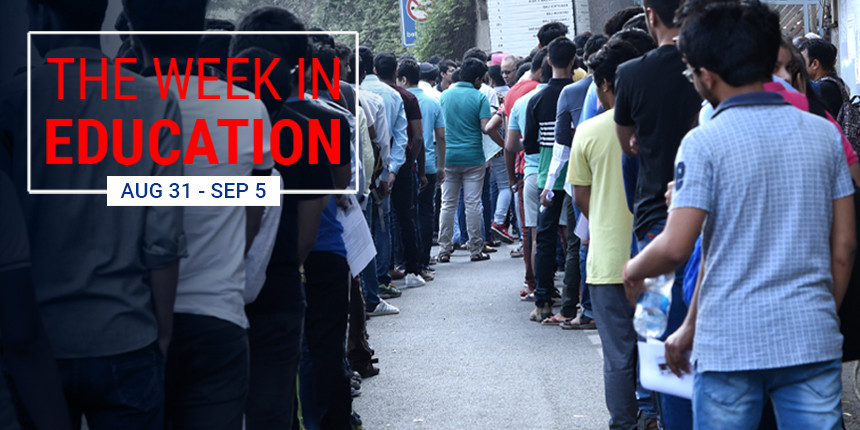The Week In Education: JEE Main begins, states' SC petition dismissed