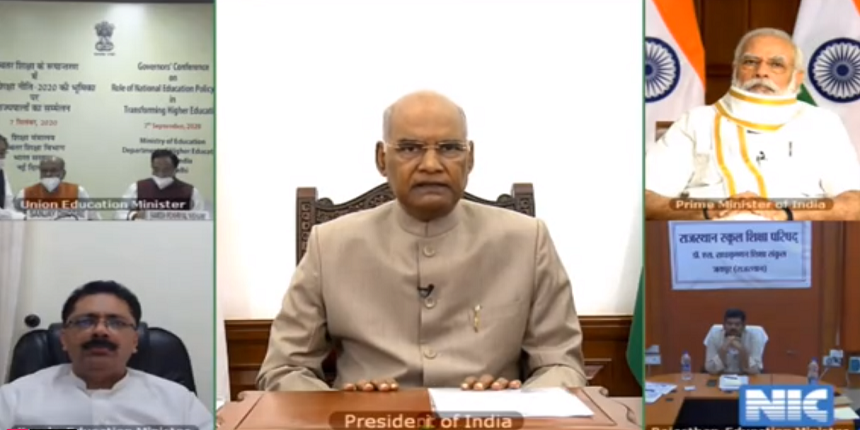 States must invest in research, implement NEP 2020: President Kovind