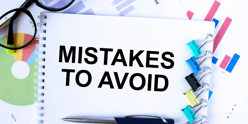 JEE Main 2021: Mistakes to avoid while filling application form