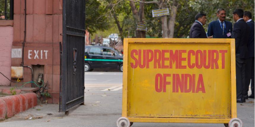 SC dismisses plea seeking cancellation of NEET undergraduate exam
