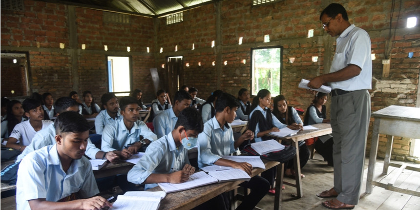 Working conditions of teachers in Northeast, aspirational districts are poor: UNESCO report