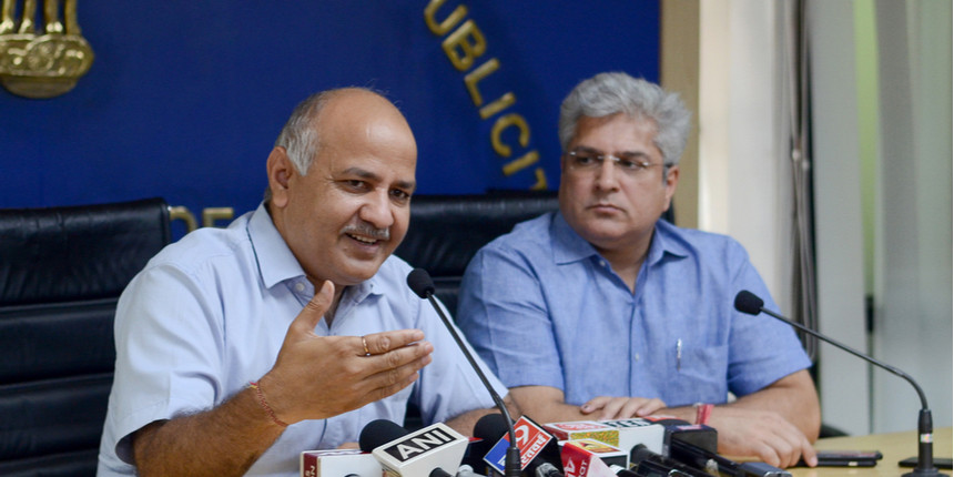 Technology can never replace classroom teaching and learning: Sisodia