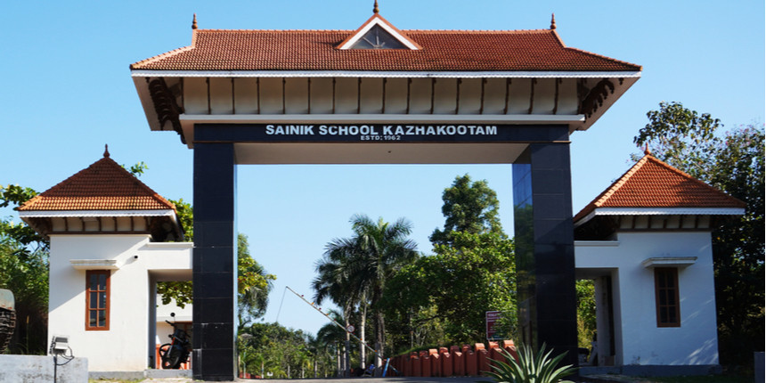 Sainik school admits girls cadets as 'boarders' for the first time