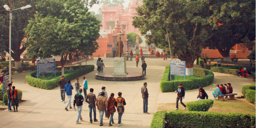 BHU students protest even as classes begin for final-year students
