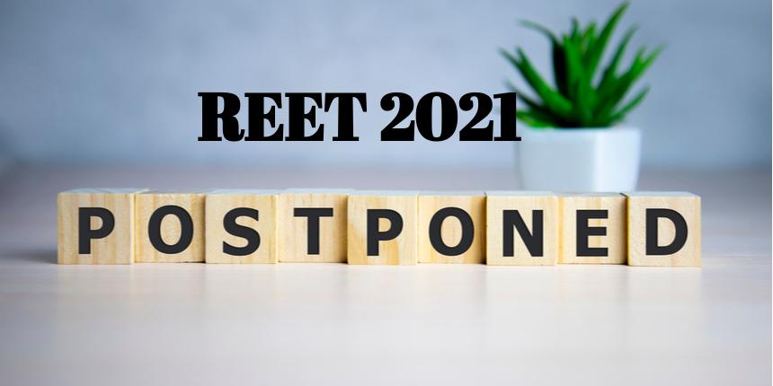 REET 2021 exam postponed - Check new date here