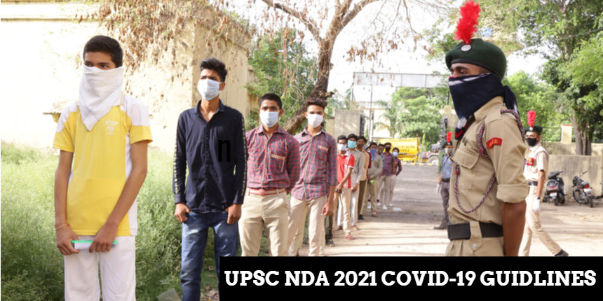 UPSC NDA 2021 exam: Know COVID-19 guidelines