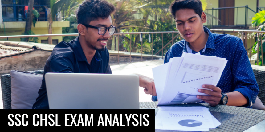 SSC CHSL exam analysis 2021 for April 15 shift 2 and 3; Check details here