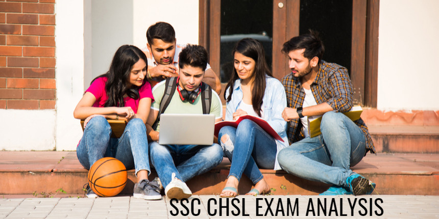 SSC CHSL exam analysis 2021 for April 16 shift 2 and 3; Check exam difficulty level