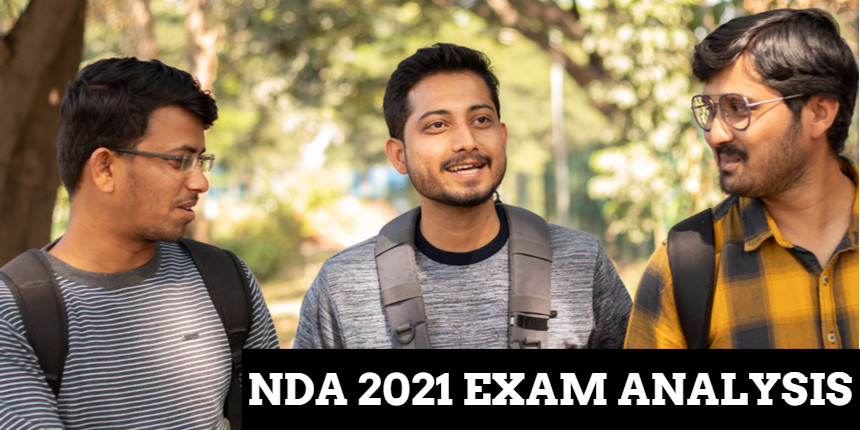 NDA 1 2021 exam analysis : Check GAT paper difficulty level