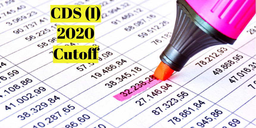 UPSC CDS I - 2020 Cutoff released at upsc.gov.in