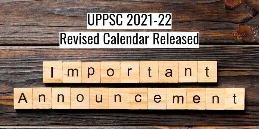 UPPSC calendar for 2021-22 released; Check new dates here