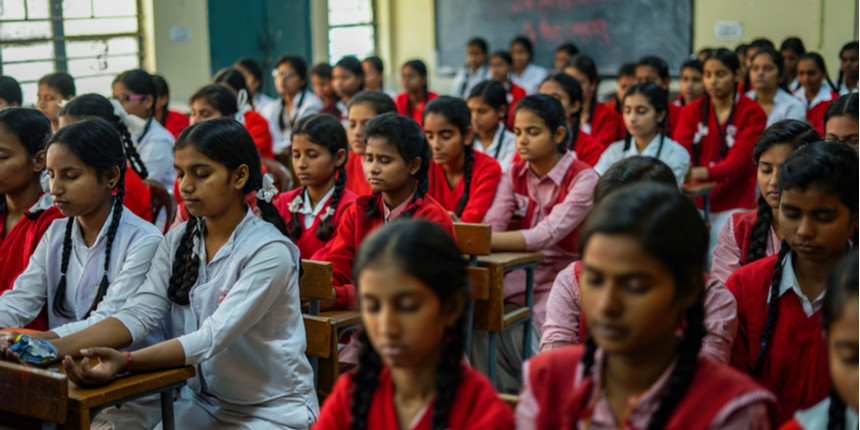 Promotion of Delhi students of classes 9, 11 to be based on mid term scores: Sisodia