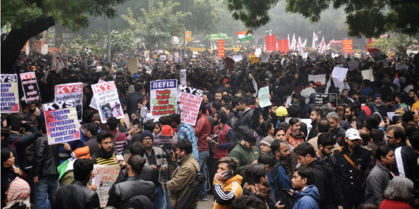 Student groups welcome HC decision to grant bail to JNU, Jamia students