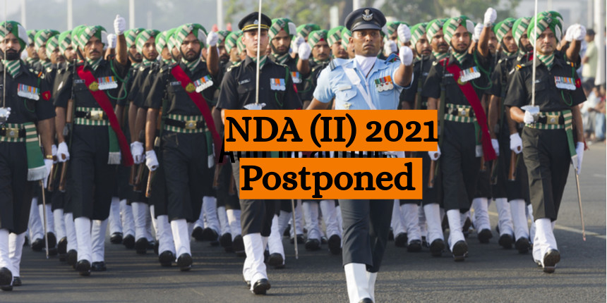NDA (II) 2021 exam postponed; Option to change exam centres open now