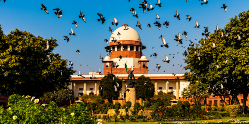 Happy to note government decided to cancel Class 12 board exams: SC