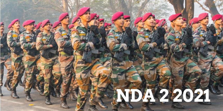 NDA 2 2021: Last day to withdraw NDA application form 2021