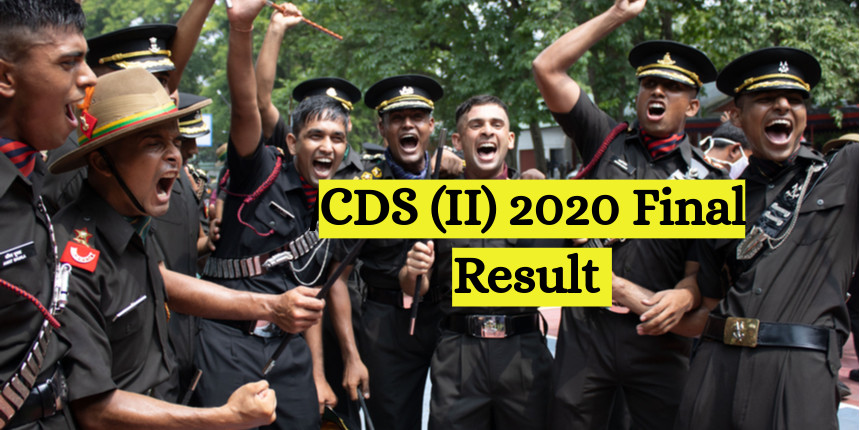 UPSC CDS (II) 2020 final result out; Know the toppers