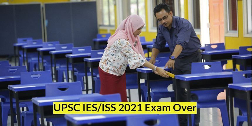 UPSC IES ISS 2021 exam concludes; COVID19 protocol strictly followed