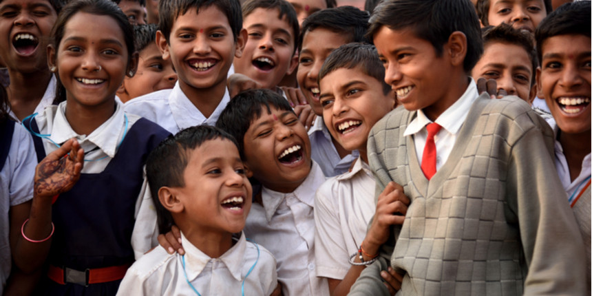 Delhi Government school students share pros of happiness classes