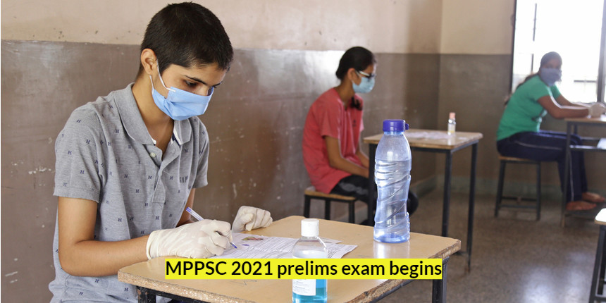 MPPSC state service 2021 exam begins; Check exam day guidelines