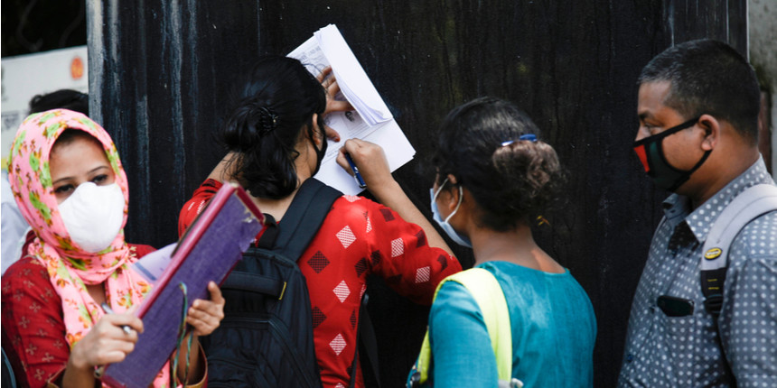 Indian Army BSc Nursing 2021 exam today amid COVID-19; Check guidelines
