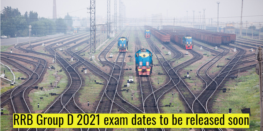 RRB Group D 2021 exam dates and notification to be out soon