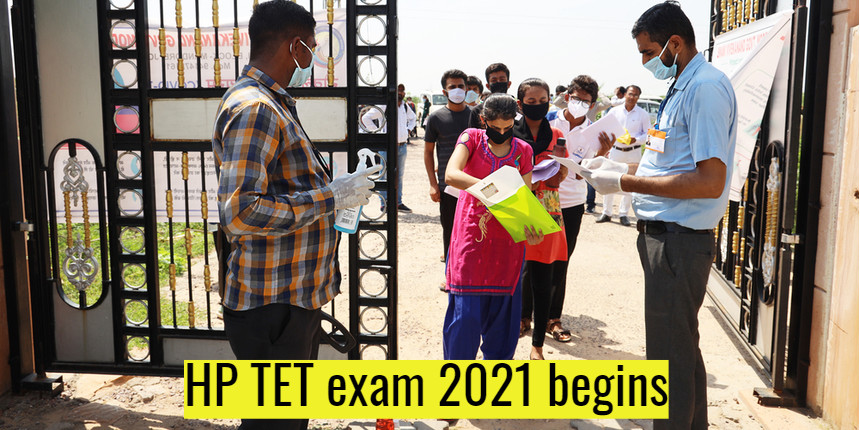 HP TET 2021 exam begins; Check exam day guidelines