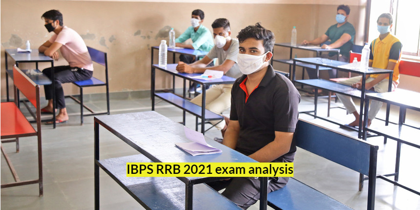 IBPS RRB exam analysis 2021; Check good attempts and difficulty level