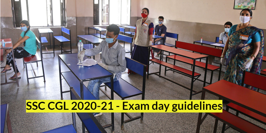 SSC CGL 2021: Check important SSC exam day guidelines
