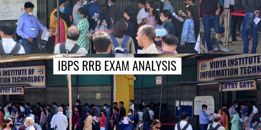 IBPS RRB Clerk 2021 exam analysis; Check shift-wise good attempts, difficulty level here